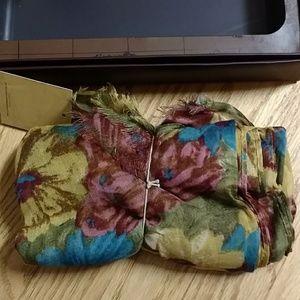 Patricia Nash Accessories - NWT Patricia Nash scarf and umbrella set